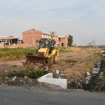 26.07.2021 Primera intervención del Plan de Erradicación de Basurales en la ciudad